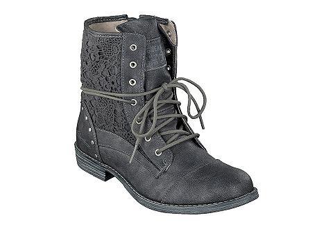 MUSTANG Bateliai Suvarstomi batai