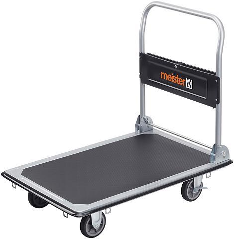 MEISTER Rankinis krovinių vežimėlis Plattform