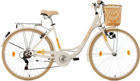 KS CYCLING Moteriškas dviratis 28 Zoll weiß Shima...