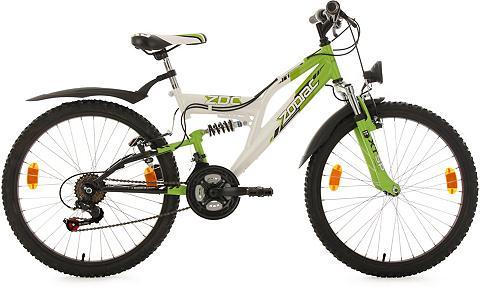 KS CYCLING Jaunimo dviratis »Zodiac« 18 Gang Shim...