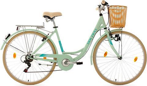 KS CYCLING Moteriškas dviratis 28 Zoll mint Shima...