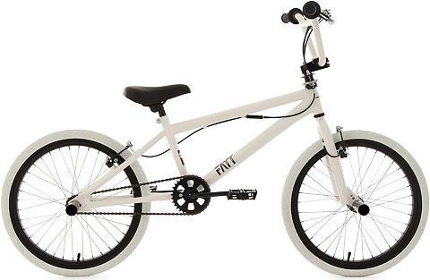 BMX dviratis weiß-schwarz 20 Zoll »Fat...