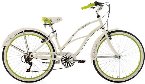KS CYCLING Cruiser »Bellefleur« 6 Gang Shimano To...