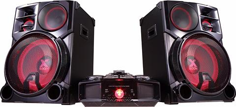 CM9960 High-Power-Party Anlage (CD-Pla...
