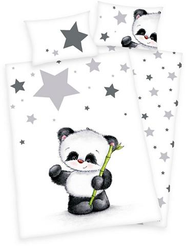 BABY BEST Vaikiška patalynė ® »Jana Panda« su Pa...