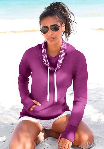 Sportinio stiliaus megztinis su apykak...