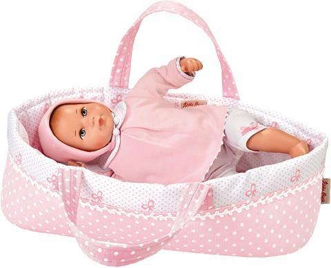 Käthe Kruse Babypuppe su Mamos rankinė...