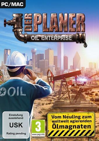 PC - Spiel »Der Planer: Oil Enterprise...