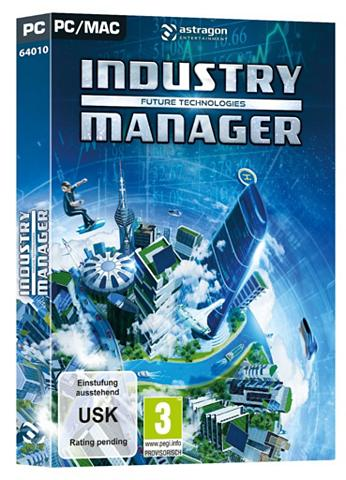 PC - Spiel »Industry Manager: Future T...