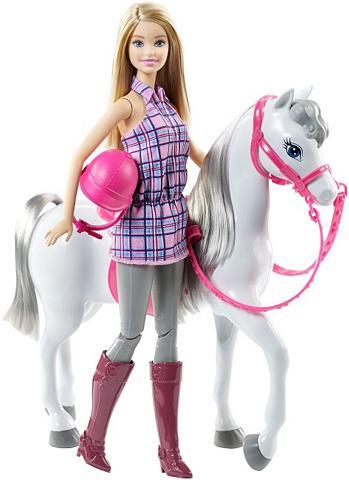 Lėlė su Ross »Barbie & Pferd«