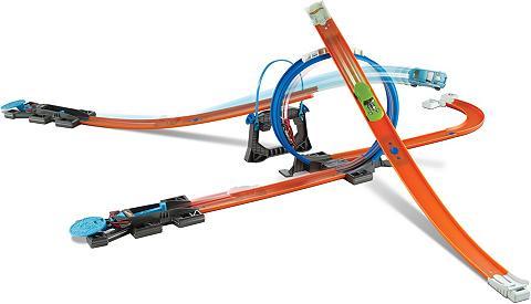 Žaislų rinkinys »Hot Wheels® Track Bui...