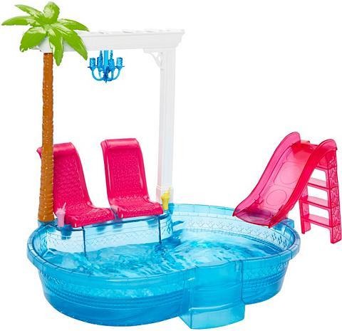 Puppen Schwimmbecken »Barbie Glam Pool...