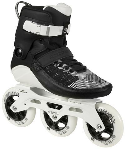 Inline Skates Triskates »Swell 110 Bla...