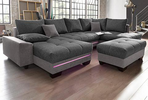 Sofa su Apšvietimas patogi su Bluetoot...