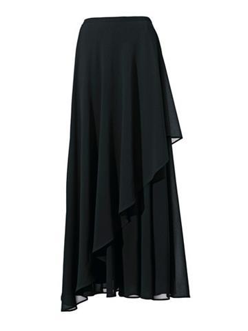 ASHLEY BROOKE by Heine Maxi ilgio sijonas asimetriškas kirpim...