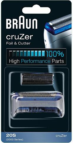 Barzdaskutės galvutė Cru Zer 20 S