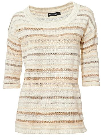 Megztinis apvalia iškirpte