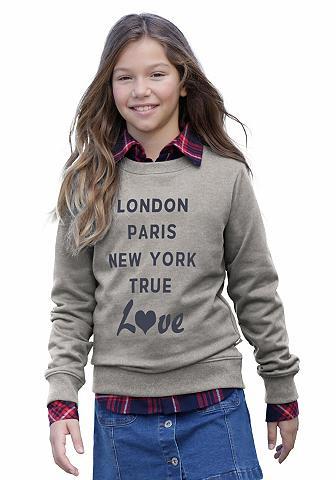 ARIZONA Sportinio stiliaus megztinis