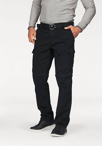 MAN'S WORLD Kišeninės kelnės (Rinkinys su diržas)