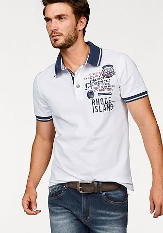 Polo marškinėliai »Piqué Qualität«