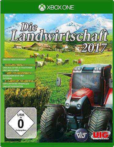 Die Landwirtschaft 2017 »XBox One«