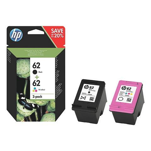 HP Rašalo kasečių rinkinys »N9J71AE« 62