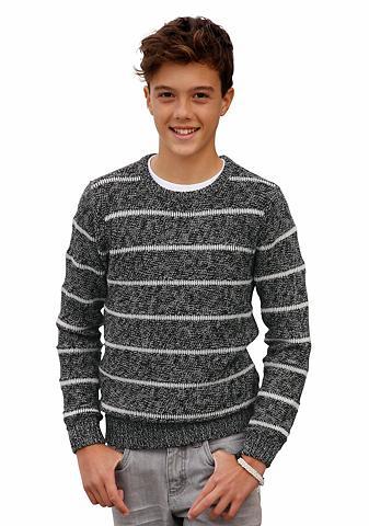 Megztinis su Streifen dėl Jungen