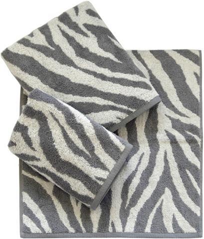 Rankų rankšluostis rinkinys »Zebra« in...