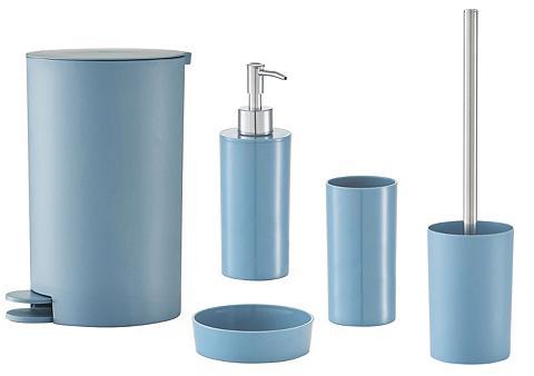 ZELLER Vonios priedų rinkinys »Nova« 5 dalių