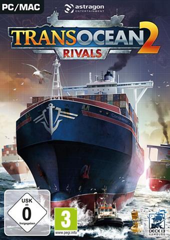 ASTRAGON PC - Spiel »Trans Ocean 2: Rivals«