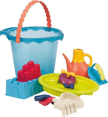 B.toys Smėlio žaislų rinkinys su laist...