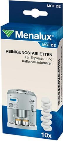 Menalux »MCT DE« Reinigungstabletten (für Voll...