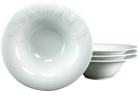Crea Table Salatteller Porzellan 27 cm...