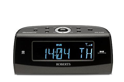 Radijas su laikrodžiu »Chrono DAB«