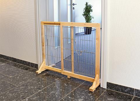 Hunde-Absperrgitter H: 75 cm