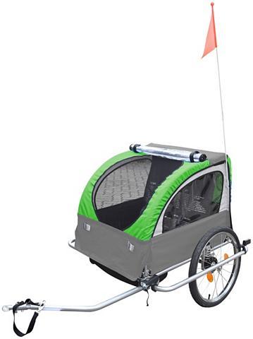 Kinder-Fahrradanhänger »Komfort«