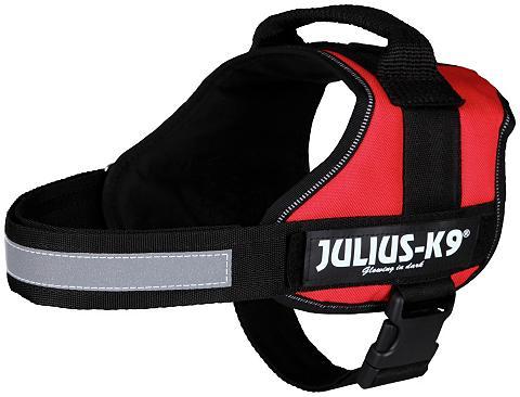 Hunde-Geschirr »Julius-K9 0/M-L« rot 5...