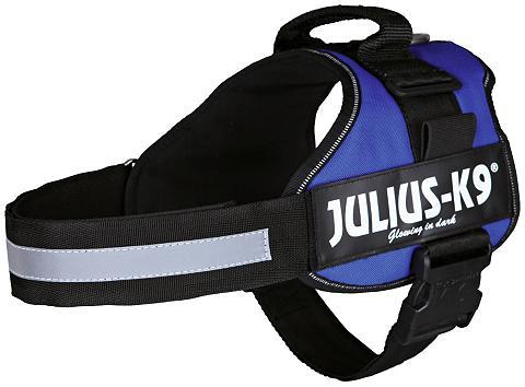 Hunde-Geschirr »Julius-K9 1/L« blau 66...
