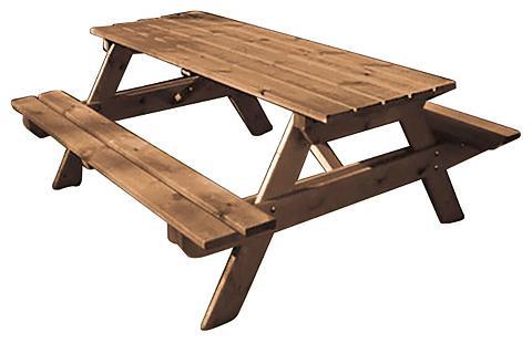 Pikniko stalas