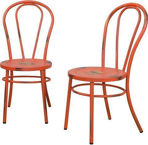 HOME AFFAIRE Metalas kėdė »Michel« im 2vnt. rinkiny...