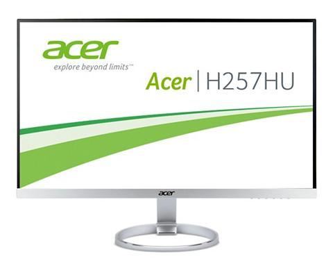 H257HU monitorius »64 cm (25