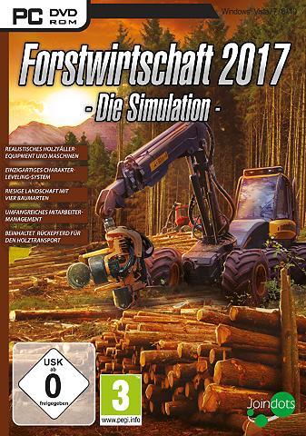 Forstwirtschaft 2017 - Die Simulation ...