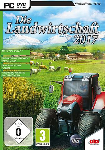 Die Landwirtschaft 2017 »PC«