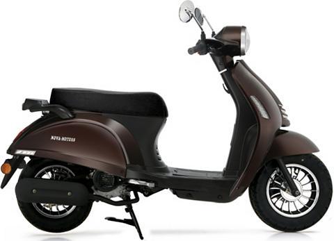 Motorinis dviratis 49 ccm 25 km/h brau...