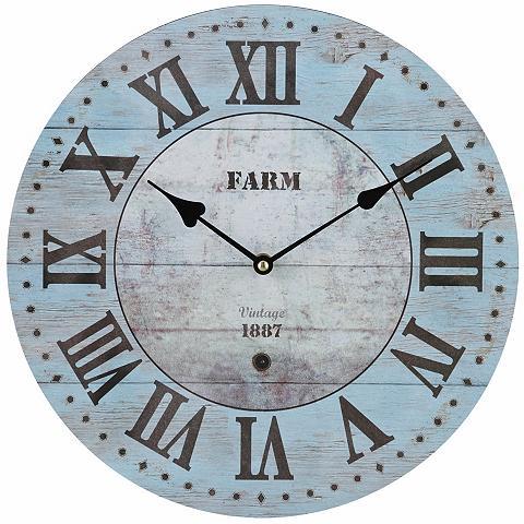 HOME AFFAIRE Sieninis laikrodis »Farm«
