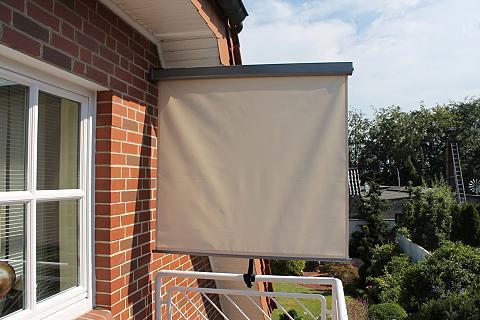 Balkonmarkise Bx H: 150 x 200 cm anthr...