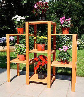 PROMADINO Gėlių lentynos »Etagerie«