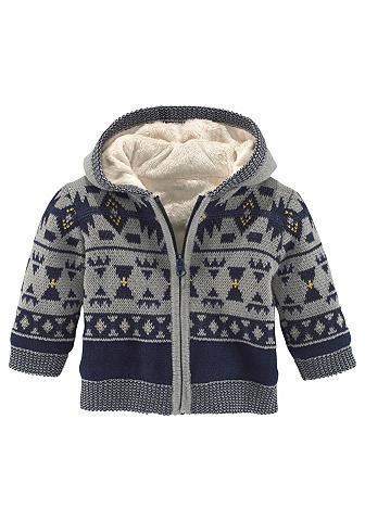 KLITZEKLEIN Megztinis su gobtuvu