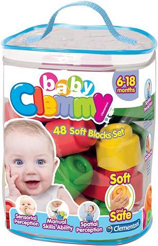 CLEMENTONI Žaisliukas kūdikiui (48-tlg.) »Clemmy ...