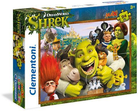 Dėlionė 24 Teile »Dream Works Shrek«